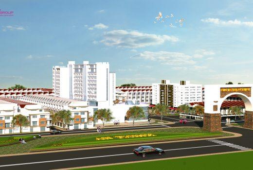 Nhà Thu nhập thấp KCN Điện Nam Điện Ngọc