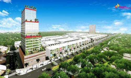 PGT City- Dự án vàng trên trục Nguyễn Sinh Sắc