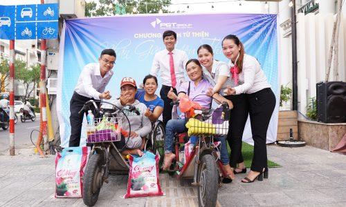 PGT Group tặng 150 suất quà cho người nghèo