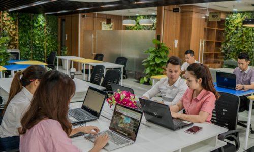 Co-working Space  lựa chọn tối ưu của Startup Việt