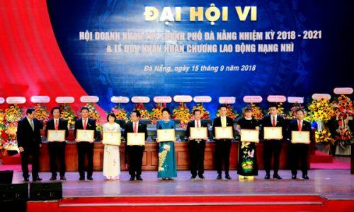 PGT Group nhận bằng khen của Chủ tịch UBND thành phố Đà Nẵng