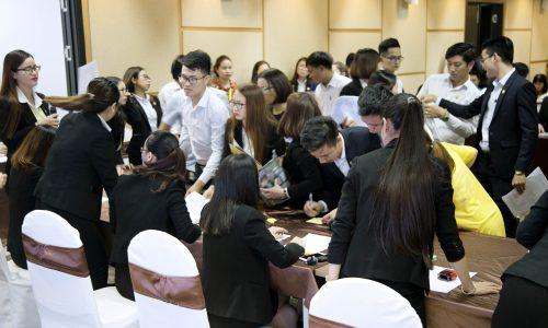 Mở bán KDC Trường Đại Duy Tân:  Giao dịch thành công 85% sản phẩm ngay trong lễ mở bán