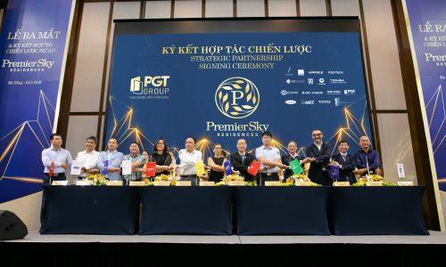 PGT Group ra mắt Tổ hợp khách sạn & căn hộ cao cấp Premier Sky Residences
