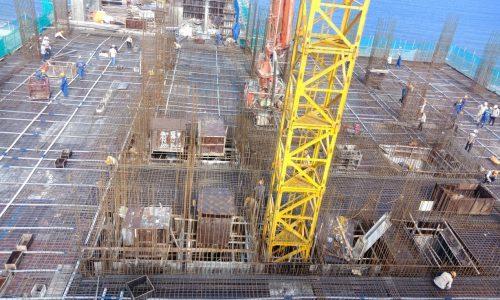 Cập nhật tiến độ dự án Premier Sky Residences từ 22/9 – 30/9