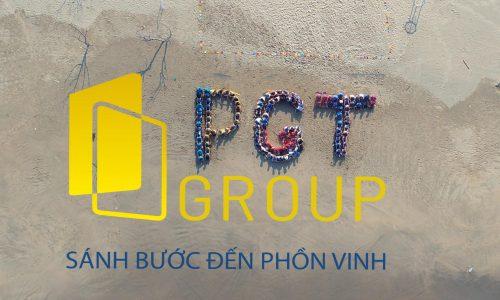 PGT Group kỷ niệm 10 năm thành lập và vinh danh CBNV có thâm niên công tác