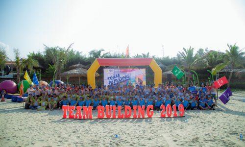 Team BuildingPGT Group 2019: Hành trình của những cung bậc cảm xúc