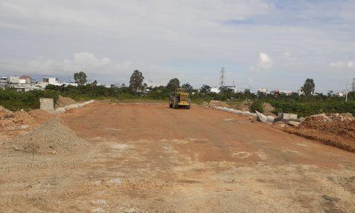 Cập nhật tiến độ dự án New Danang City đến ngày 03/12/2019